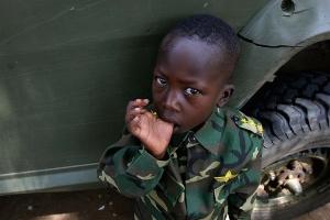 Centrafrica, raddoppia il numero dei bambini soldato