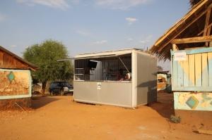 Solarkiosk, elettricità ovunque a impatto zero