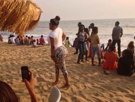 Sierra Leone Miami Beach Monrovia