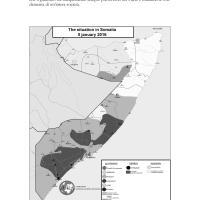 Somalia: tra aš-Ŝabāb e DĀ'IŠ [Africana]