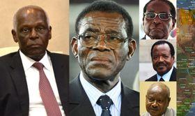 Presidenti africani a vita