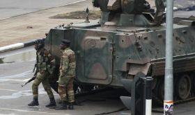 Colpo di Stato nello Zimbabwe