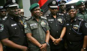polizia nigeriana