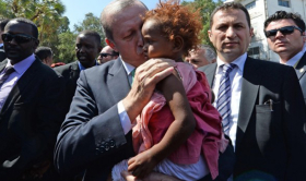 Turchia Africa
