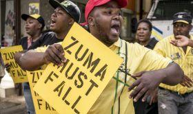 Crisi Sudafrica